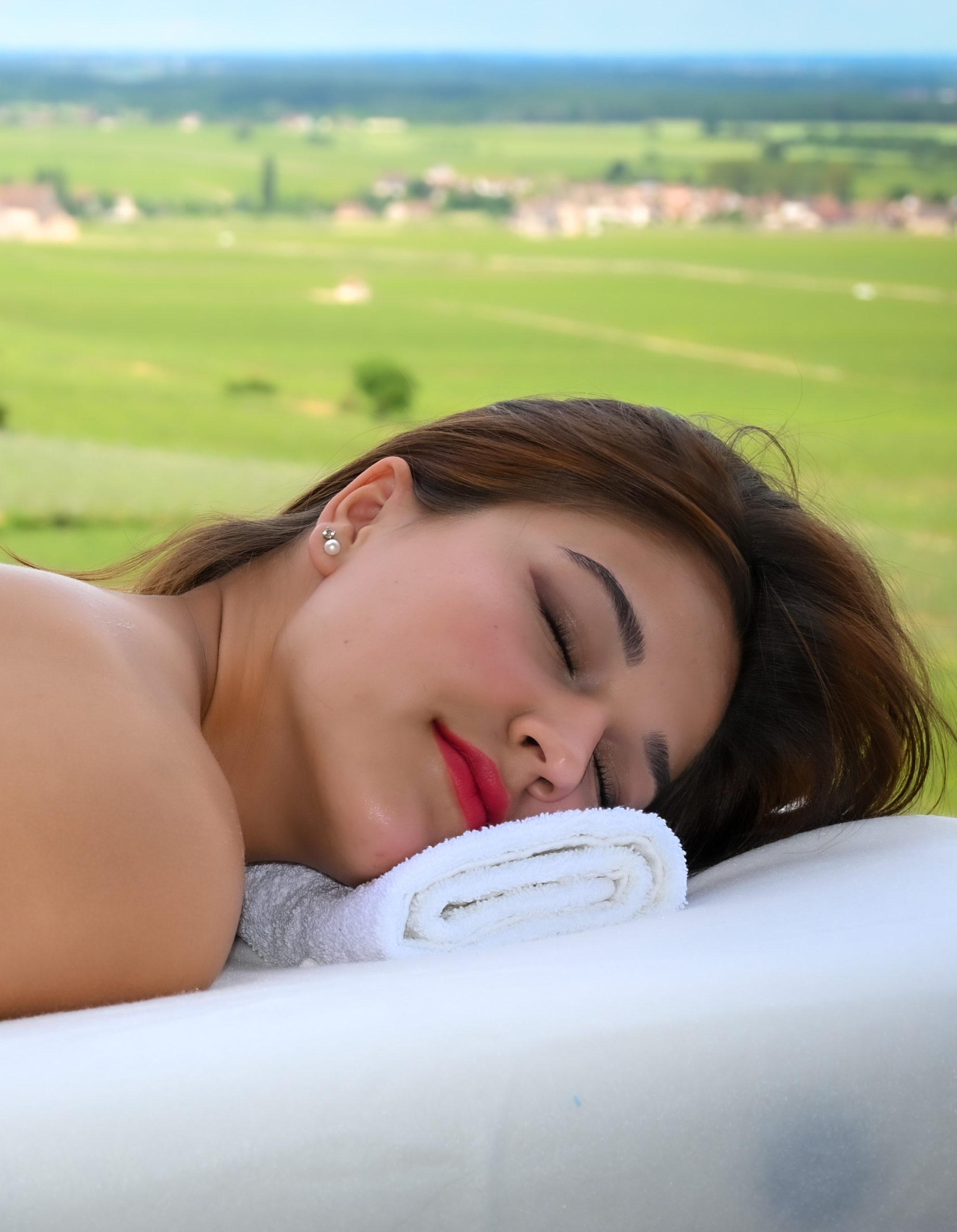 massage dans les vigness